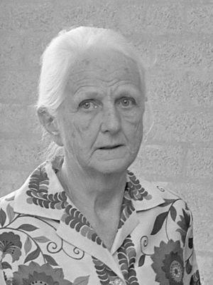 Joan Robinson - Robinson in 1973