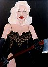 Joe Machine. Diana Dors with an Axe (uploaded 2008)
