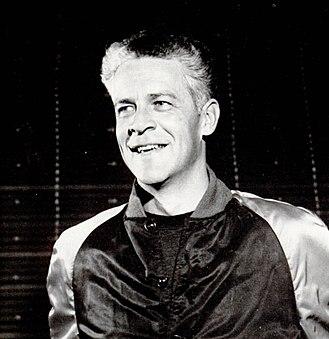 """Joel Eaves - Eaves in the 1951 """"Glomerata"""""""