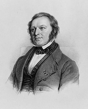 Johan Georg Forchhammer - Johan Georg Forchhammer (ca. 1850)