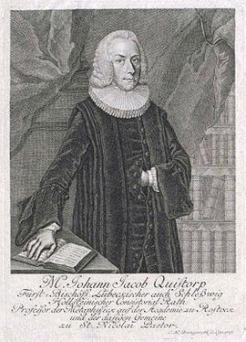 Johann Jakob Quistorp