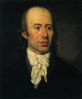 Johann Heinrich Voss German poet and classics translator