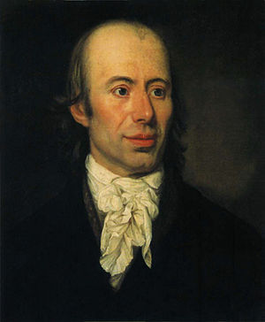 Johann Heinrich Voss - Johann Heinrich Voss, 1797