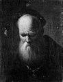 Johann Salomon Wahl - En olding med baret - KMS652 - Statens Museum for Kunst.jpg