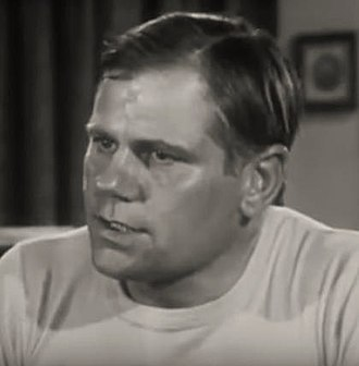 John Alderson (actor) - Alderson in a shot from the 1955 series Medic