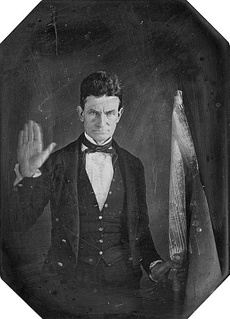 Augustus Washington - Image: John Brown by Augustus Washington, 1846 7