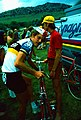 John Howard at 1975 Red Zinger Bicycle Clasic.jpg