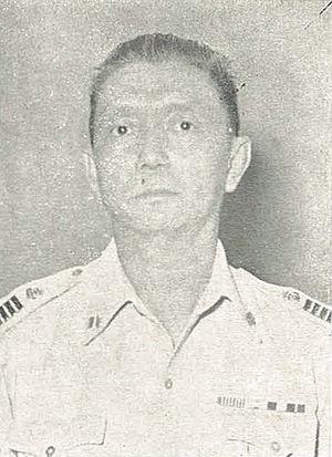 John Lie Tjeng Tjoan - Lie in 1960