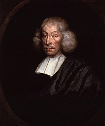 John Ray believed that species breed true and do not change, even though variations exist. John Ray from NPG.jpg