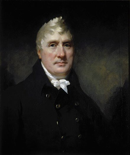 Portrait of John Rennie, 1810, by Sir Henry Raeburn John Rennie (Engineer).jpg