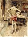 John Singer Sargent - The Model - Google Art Project.jpg