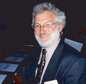 John Sulston - John Sulston portrait from the Public Library of Science (PLOS)