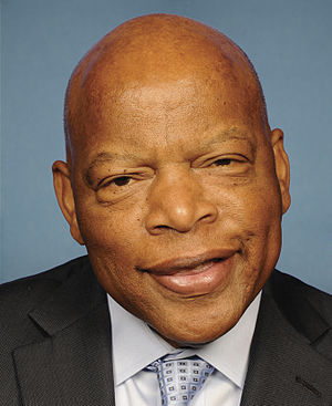National Museum of African American History and Culture - Rep. John R. Lewis, who championed the legislation for the museum after Rep. Leland's untimely death in 1989.