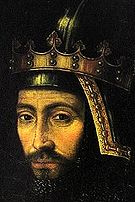 John of Gaunt, 1. Duke of Lancaster -  Bild
