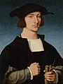 Joos van Cleve, Portrait d'un jeune homme.jpg