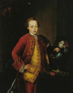 José, Prince of Brazil - José age of 13; (1774)