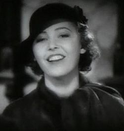 Josephine Hutchinson in Happiness Ahead trailer.jpg
