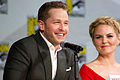 Josh Dallas & Jennifer Morrison (14962105812).jpg