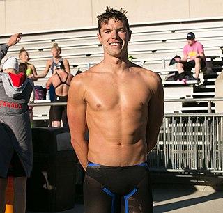 Josh Prenot American swimmer