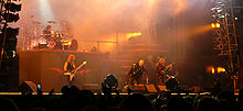 Description de l'image Judas Priest Sweden Rock 2008.jpg.