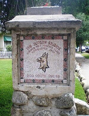 Judson Studios - Judson Studios logo mosaic
