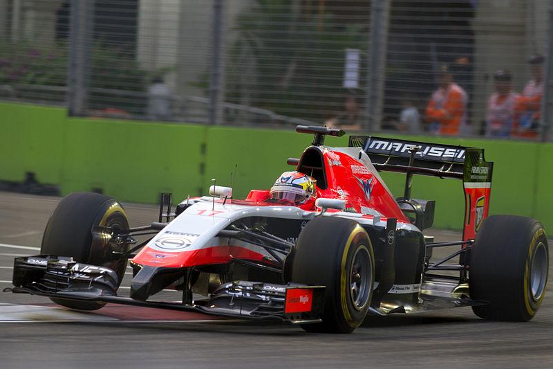 Jules Bianchi 2014 Singapore FP1.jpg