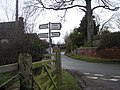 Junction at the centre of Arscott - geograph.org.uk - 659104.jpg