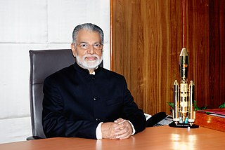 K. Radhakrishnan Chairman of the Indian Space Research Organisation