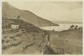 KITLV - 26893 - Kleingrothe, C.J. - Medan - Guard on the paddy fields at Harang Gaul at the Toba Lake - circa 1900.tif