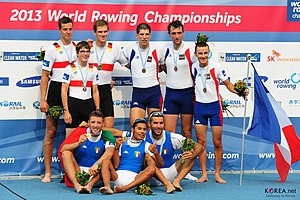 2013 World Rowing Championships - Image: KOCIS Korea Chungju World Rowing mcst 04 (9662367888)