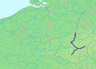 river in Belgium