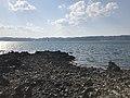 Kagoshima Bay from Sakurajima Lava Beach Park 4.jpg