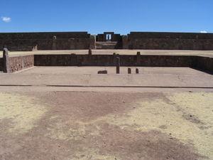 Kalasasaya - Temple of Kalassasaya