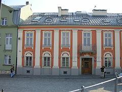 Kamienica. Kraków ul. Józefińska 2 6.jpg