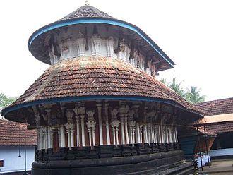 Mavelikkara - Kandiyoor temple