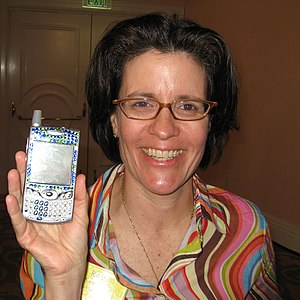 Kara Swisher cellphone
