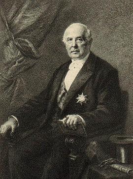Carl Friedrich Wilhelm von Gerber