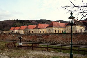 Mauerbach Charterhouse - Monks' cells