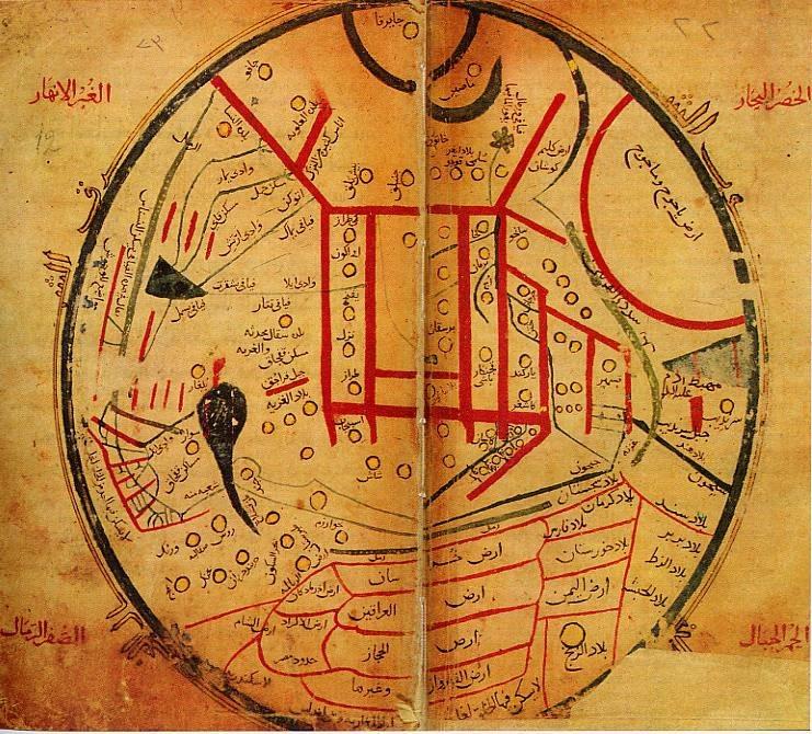 Kashgari map