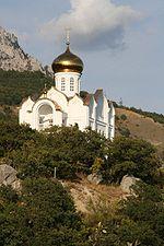 Верхний Кастрополь. Храм Казанской иконы Божией Матери