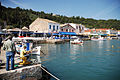 Katakolo esplanade. Pyrgos, Western Elis, Greece.jpg