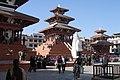 Kathmandu Durbar Square, Maju Dega 2, Nepal.jpg