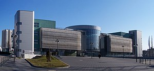 University of Silesia in Katowice - Building of the Department of Law and Administration, Katowice