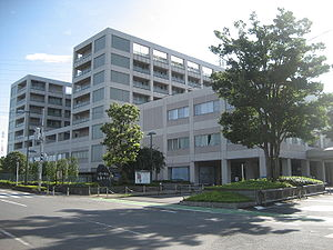 Kawaguchi Municipal Medical Center.JPG