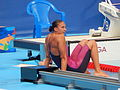 Kazan 2015 - Barbora Závadová medley heats.JPG