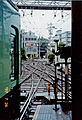 Keihan Keishin Line Keishin-Sanjo Station 19970726-1a.jpg
