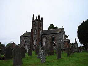 Kells Parish Church, New Galloway - geograph.org.uk - 867120.jpg