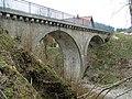 Kempten Ahegg , Brücke aus Stampfbeton über die Rottach - panoramio.jpg