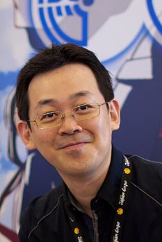 Ken Akamatsu at Japan Expo 20150705.jpg