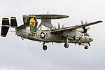 Ken H. 'Liberty 600' - VAW-115 CAG Bird on short final for R-W19. (7001633926).jpg